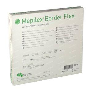 Mepilex Border Flex 13cm x 16cm 283300 5 pieces