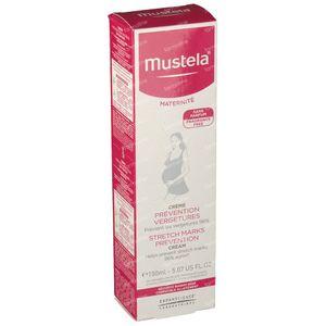 Mustela Maternité Zwangerschapsstriemen Preventiecrème Zonder Parfum 150 ml