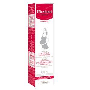 Mustela Maternité Sérum Correction Vergetures 75 ml