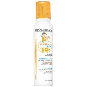 Bioderma Photoderm Kid SPF50+ Mousse Solaire 150 ml