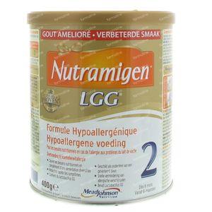 Nutramigen 2+ LGG + lipil 400 g