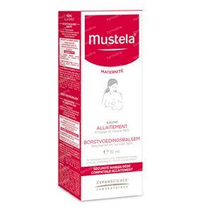 Mustela Maternité Baume Allaitement 30 ml