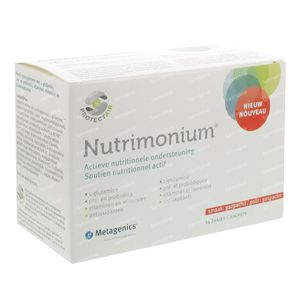 Nutrimonium Gazpacho 14 sachets