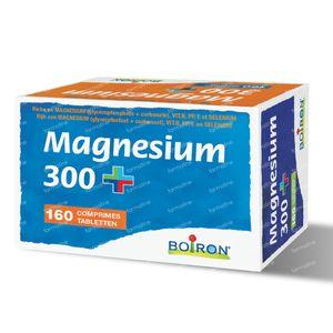 Boiron Magnesium 300+ 160 St compresse