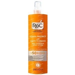 RoC Soleil Protect Lait Haute Tolérance SPF50+ 200 ml