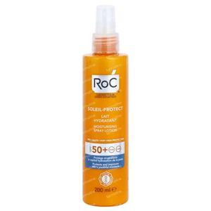 RoC Soleil Protect Lait Hydratant SPF50+ 200 ml