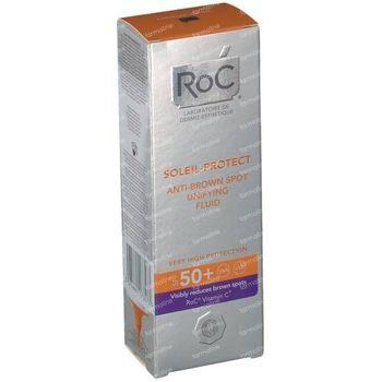 RoC Soleil Protect Fluide Anti-Taches Brunes Unificateur SPF50+ 50 ml