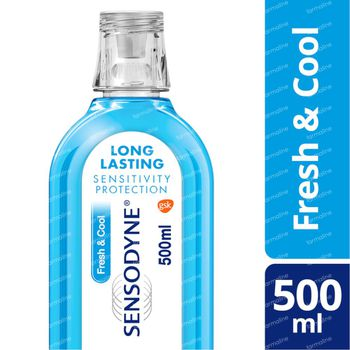 Sensodyne Bain de Douche Fresh & Cool 500 ml