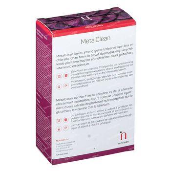 Nutrisan Metalclean 60 capsules