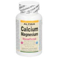 Altisa Calcium Magnesium Balanced Formula 90  comprimés