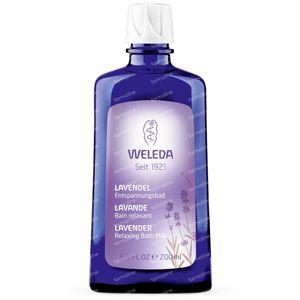 Weleda Lavendel Ontspanningsbad 200 ml