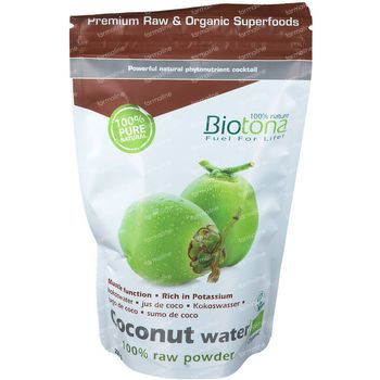 Biotona Bio Coconut Water 200 g poeder