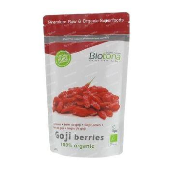 Biotona Goji Berries Bio 250 g