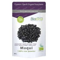 Biotona Maqui Raw Bio 200 g pulver