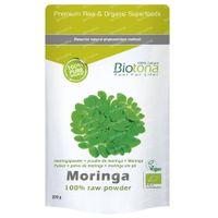 Biotona Moringa Raw Bio 200 g pulver