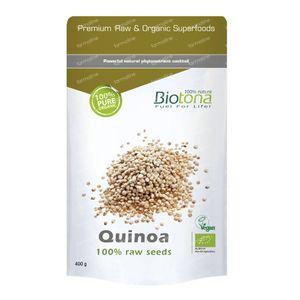 Biotona Quinoa Raw Seeds 400 g