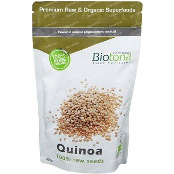 Biotona Quinoa Raw Seeds 400 g