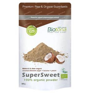 Biotona Bio Supersweet 300 g poeder