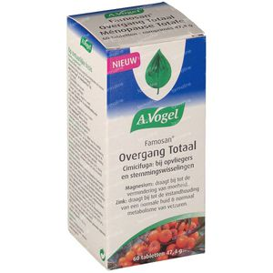 A.Vogel Famosan Transition Total 60 tablets