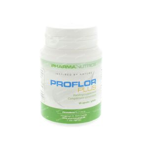 Pharmanutrics Proflor Plus 60 capsules