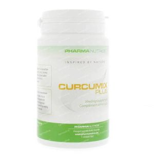 Pharmanutrics Curcumix Plus 120 tabletten