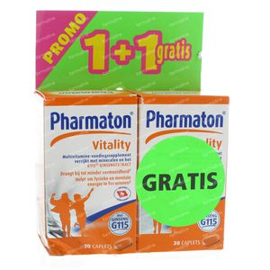 Pharmaton Vitality 60 tabletten