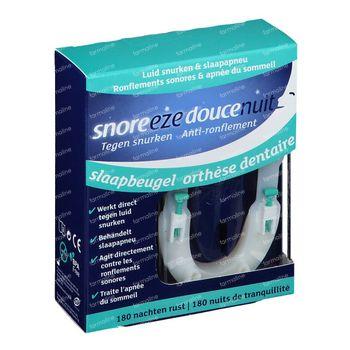 Snoreeze Schlafspange Gegen Schnarchen 1 st