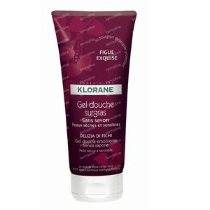 Klorane Gel Douche Figues Exquise 200 ml