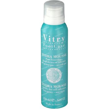 Vitry Hydramousse Pied 150 ml