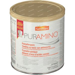 Nutramigen Puramino 400 g powder