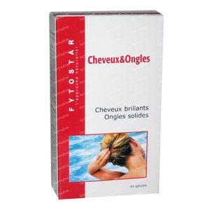 Fytostar Cheveux-Ongles Duo 90 capsules