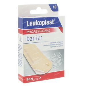 Leukoplast Barrier 22x72mm 10 pièces