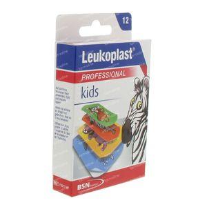 Leukoplast Kids Assortiment 12 pièces
