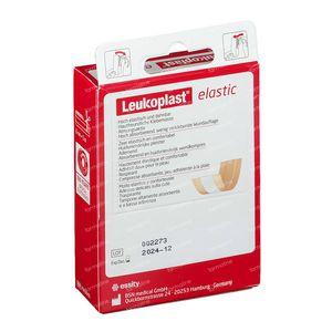 Leukoplast Elastic 6cmx1m 1 pièce