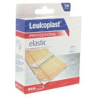 Leukoplast Elastic 8cmx1m 1 st