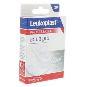 Leukoplast Aqua Pro Assortment 20 St