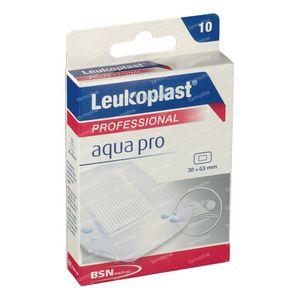 Leukoplast® Aqua Pro 38 x 63 mm 73221-09 10 pieces