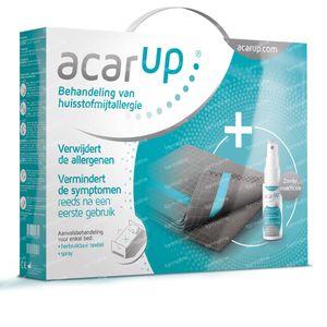 Acar 39 up anti huisstofmijt kit laken enkel bed 100 ml for Huisstofmijt spray