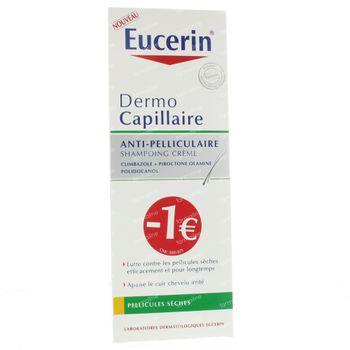 Eucerin DermoCapillaire  Shampoing Crème Anti-Pelliculaire Prix Réduit 250 ml