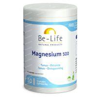 Be-Life Minerals Magnesium 500 mg 50  capsules