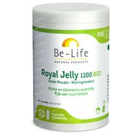 Be-Life Royal Jelly 1200 Bio 30  tabletten