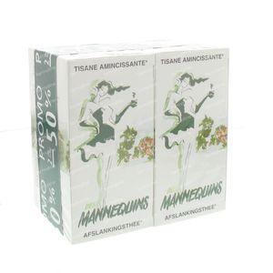 Thee Mannequin Duo 2de 1/2 Prijs 2x20 zakjes