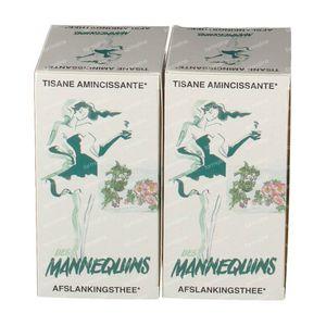 Thé Mannequin Duo 2me 1/2 Prix 2x20 sachets