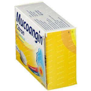 Mucoangin Citron 20mg - Pour Mal De Gorge 30 comprimés à sucer