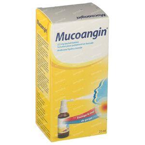 Mucoangin 20 ml spray