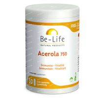 Be-Life Acerola 50  capsules