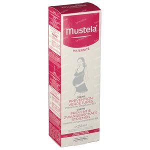 Mustela Maternité Creme Prävention Dehnungsstreifen mit Parfüm 250 ml