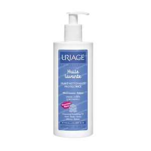 Uriage Wash Oil Baby 400 ml