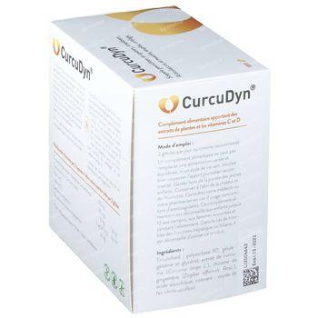 CurcuDyn 180 capsules