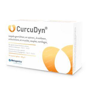 CurcuDyn 60 softgels